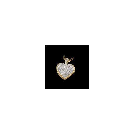 Ljusets hjärta Halsband